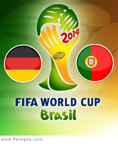 دانلود گل های بازی آلمان و پرتغال در جام جهانی 2014 برزیل Germany vs Portugal
