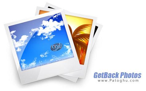 نرم افزار بازیابی عکس ، فیلم و آهنگ GetBack Photos 2.2