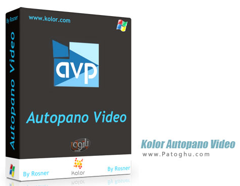 نرم افزار ساخت ویدیو های پانوراما Kolor Autopano Video Pro 1.5.1