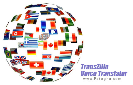 دانلود مترجم صوتی و متنی برای اندروید TransZilla Voice Translator Pro v2.1