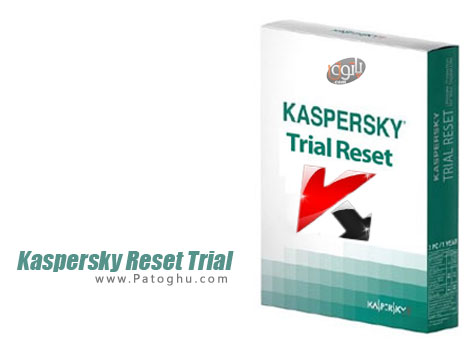 تریال ریست محصولات کسپراسکای Kaspersky Reset Trial v.3.0.0.33