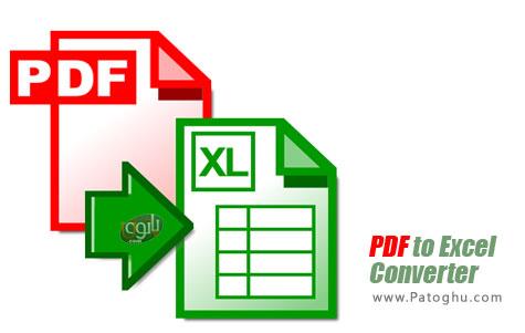 تبدیل اسناد PDF با اکسل PDF to Excel Converter 2014.5.9 Final