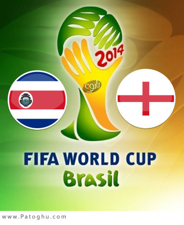 دانلود لحظات حساس بازی انگلیس و کاستاریکا Costa Rica vs England
