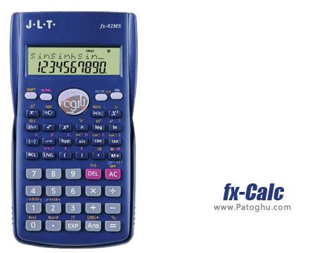 دانلود ماشین حساب فوق حرفه ای برای ویندوز fx-Calc 3.3.0 Final