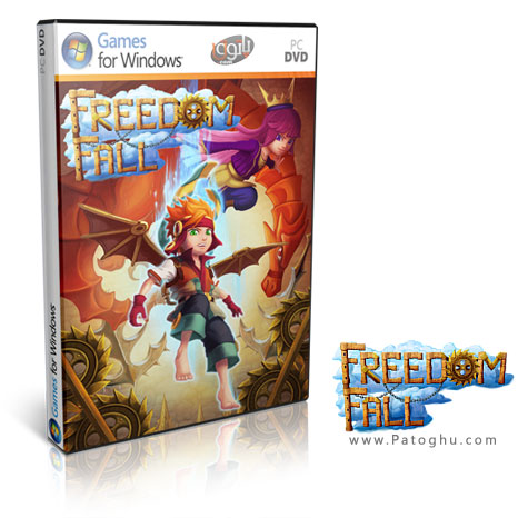 دانلود بازی مرگ آزادی برای کامپیوتر Freedom Fall