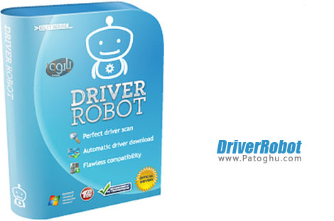 آپدیت درایور DriverRobot v2.5.4.2 rev 3b587