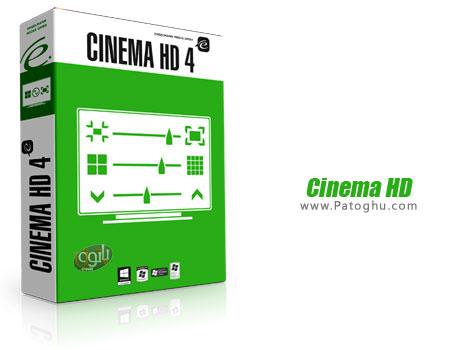 تبدیل فیلم ها برای اجرای با کیفیت در تلویزیون های خانگی Cinema HD