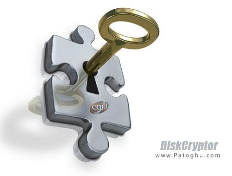 رمزگذاری روی پارتیشن های هارد دیسک DiskCryptor v1.1.846.118 Final