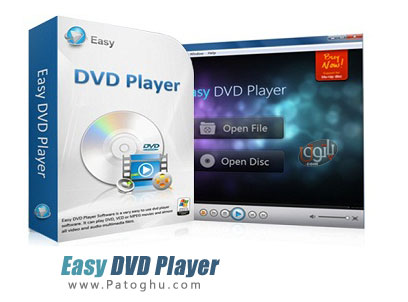 پخش با کیفیت فیلم های DVD توسط Easy DVD Player