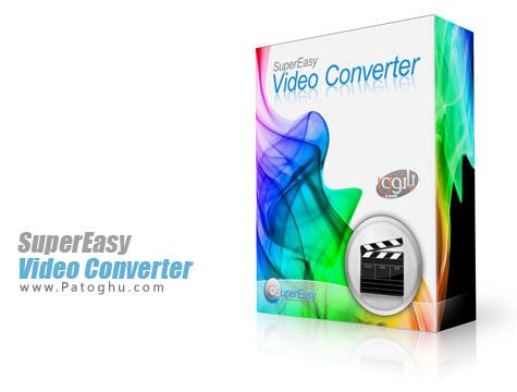تبدیل فرمت ویدیو ها SuperEasy Video Converter 3.0.4350