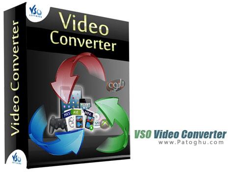 تبدیل آسان فرمت ویدیوها VSO Video Converter 1.4.0.0
