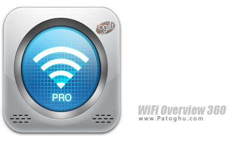 مدیریت و بهینه سازی شبکه های WIFI در اندروید WiFi Overview 360 Pro v2.51.01