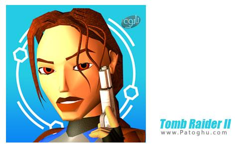 بازی تام رایدر 2 برای اندروید Tomb Raider II