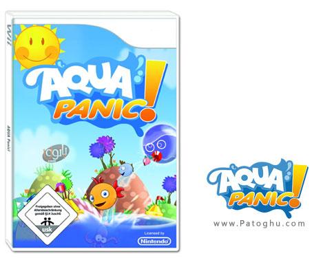 دانلود بازی فکری و پازلی آکوا پانیک برای کامپیوتر Aqua Panic