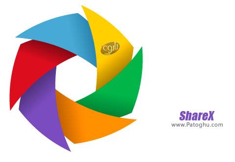 نرم افزار ShareX