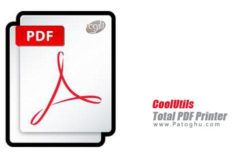 نرم افزار CoolUtils Total PDF Printer Pro
