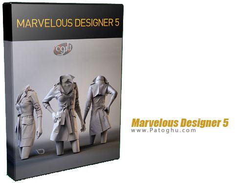 برنامه Marvelous Designer 5 Personal
