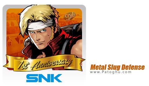 بازی متال اسلوگ Metal Slug Defense