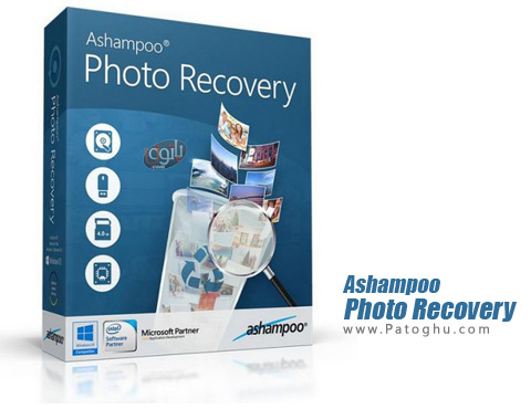 نرم افزار Ashampoo Photo Recovery