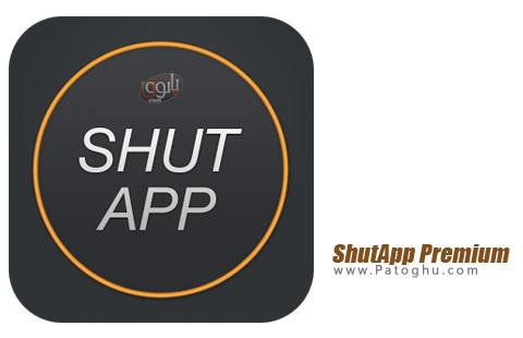 نرم افزار ShutApp