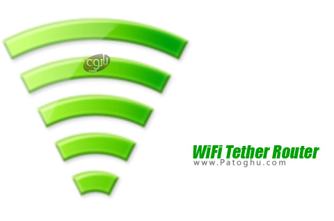 نرم افزار WiFi Tether Router