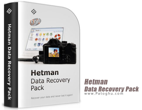 نرم افزار Hetman Data Recovery Pack