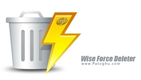 نرم افزار Wise Force Deleter