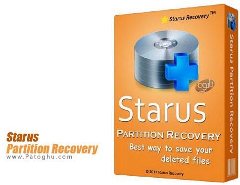 نرم افزار Starus Partition Recovery