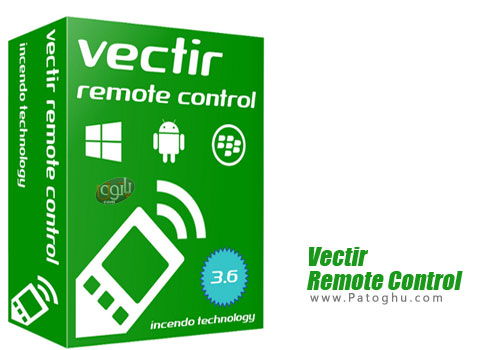 نرم افزار Vectir Remote Control