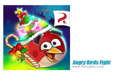 بازی Angry Birds Fight