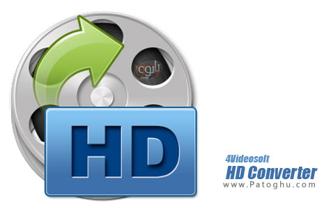 نرم افزار 4Videosoft HD Converter