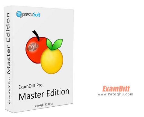 برنامه ExamDiff Pro