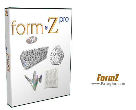نرم افزار FormZ Pro