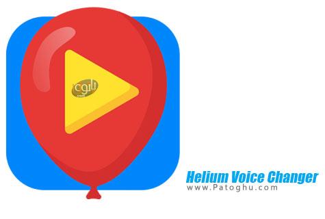 برنامه Helium Voice Changer
