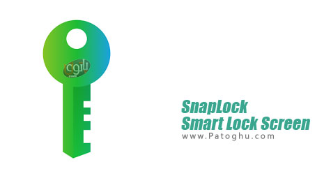 نرم افزار SnapLock Smart Lock Screen