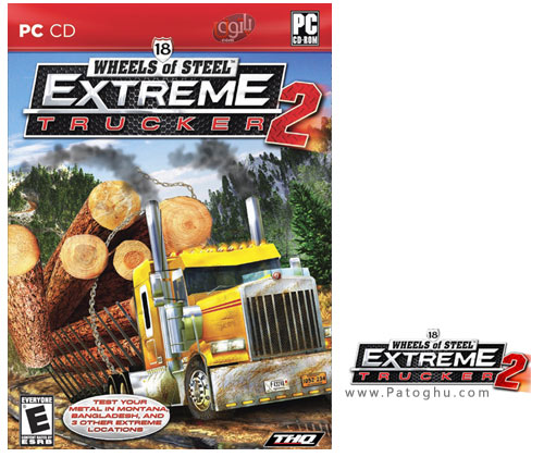 بازی 18Wheels of Steel: Extreme Trucker 2