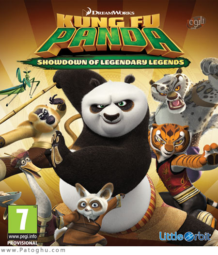دانلود بازی پاندای کونگ فو کار مرحله نهایی مسابقات افسانه ای برای کامپیوتر Kung Fu Panda Showdown of Legendary Legends