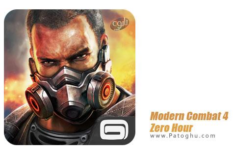 بازی Modern Combat 4: Zero Hour