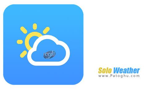 برنامه Solo Weather