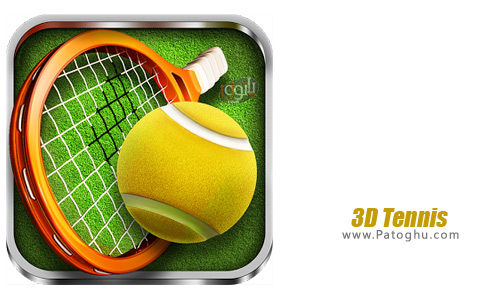 بازی 3D Tennis