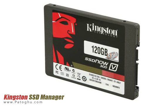 نرم افزار Kingston SSD Manager