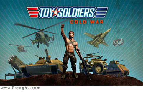 بازی Toy Soldiers Complete