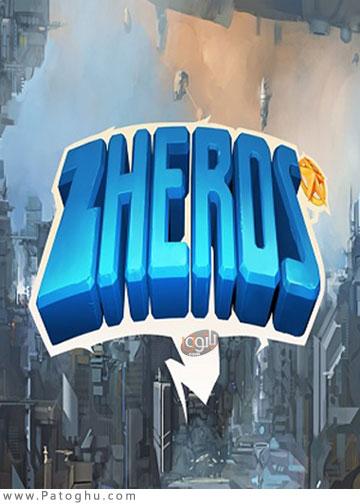 دانلود بازی ماموران کهکشانی برای کامپیوتر ZHEROS
