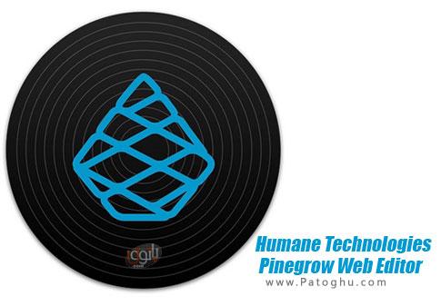 نرم افزار Pinegrow Web Editor
