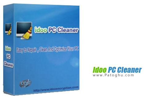 نرم افزار Idoo PC Cleaner
