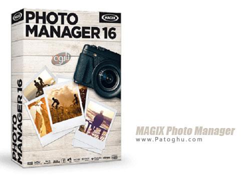نرم افزار MAGIX Photo Manager