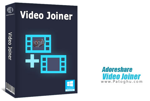 نرم افزار Adoreshare Video Joiner