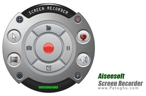 نرم افزار Aiseesoft Screen Recorder