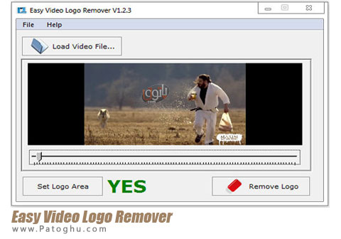 نرم افزار Easy Video Logo Remover