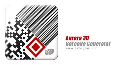 ساخت آسان بارکد و کدهای QR با Aurora 3D Barcode Generator 4.0.1107